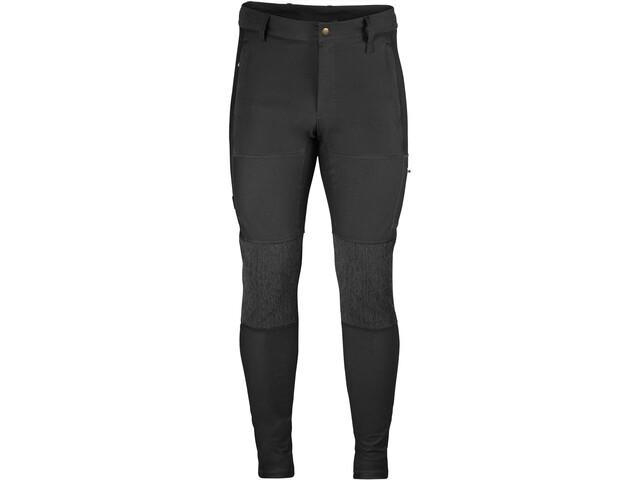 Fjällräven Abisko Trekking - Pantalones Hombre - gris